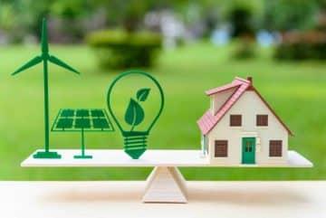 Maison miniature et énergies vertes