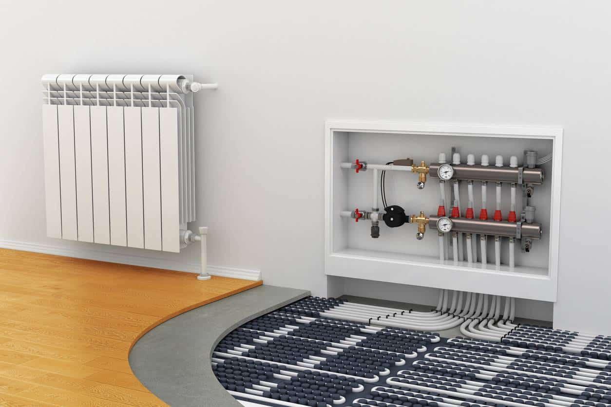 chauffage économie d'énergie