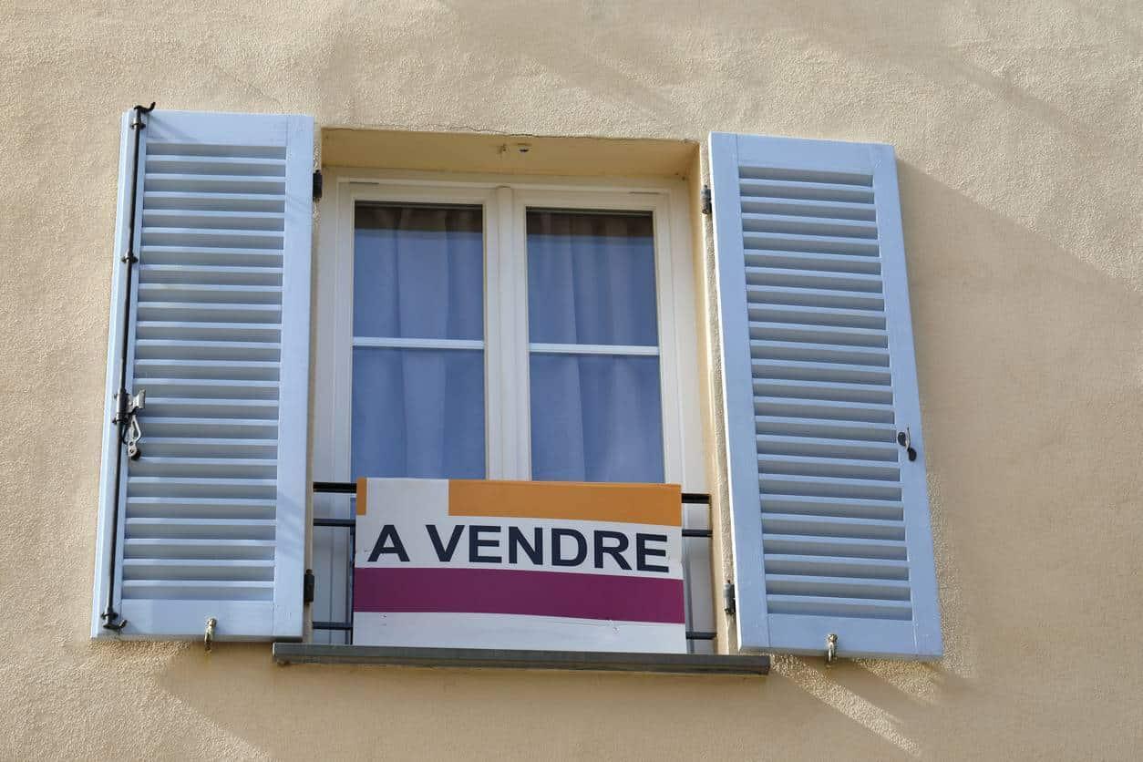 pancarte immobilière, communication