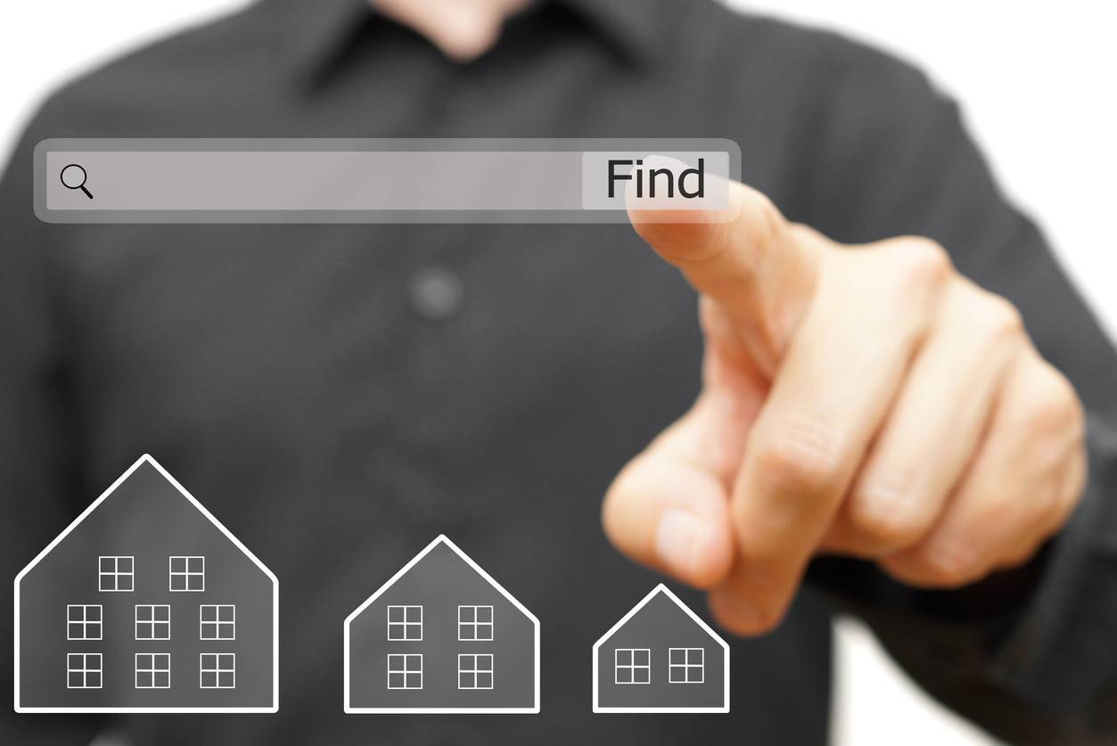 chercher trouver bien immobilier