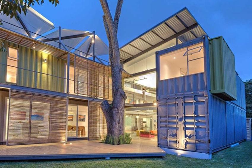 maison container avis et conseils de construction. Black Bedroom Furniture Sets. Home Design Ideas