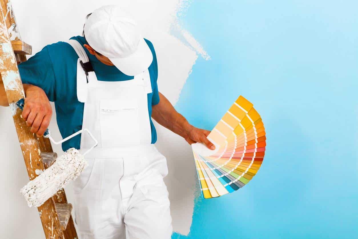 artisan peintre peinture rénovation