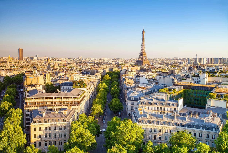 Bien immobilier à Paris